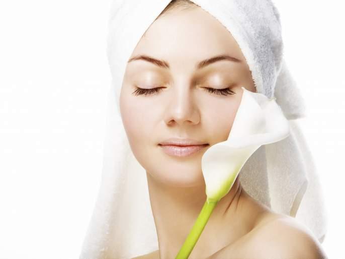 Tips to make skin beautiful | त्वचा सुंदर बनविण्यासाठी टिप्स