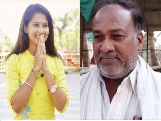 Pooja Chavan suicide case; Father Lahu Chavan rushed to the police station against Shantabai Rathod   Pooja Chavan Suicide Case: पूजा चव्हाण आत्महत्या प्रकरणाला नवं वळण; वडील लहू चव्हाण यांची पोलीस ठाण्यात धाव