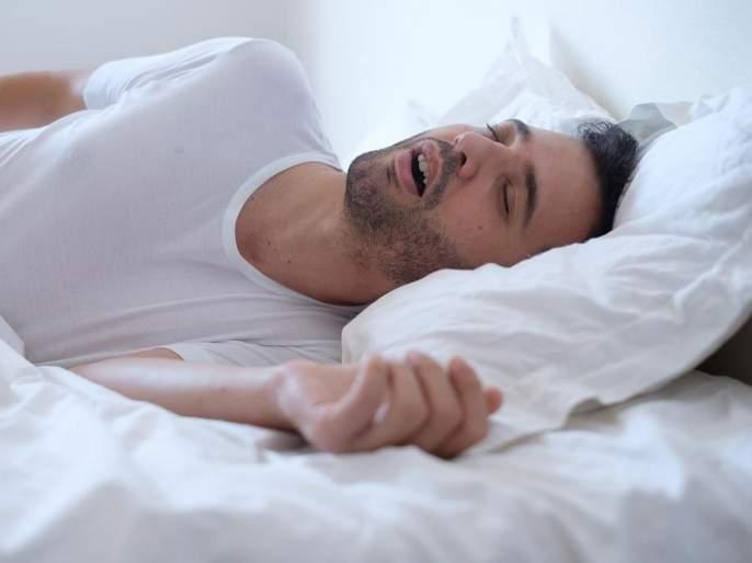 Sleep Apnea increases the risk of cancer in women | झोपेशी संबंधित 'या' आजाराने वाढतो कॅन्सरचा धोका