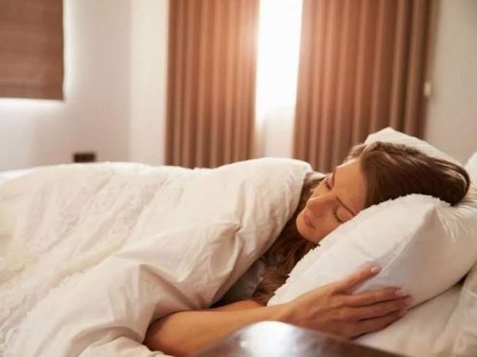 World sleep day 2019 here are the simple steps to burn belly fat just by sleeping | World Sleep Day : झोपण्यापूर्वी 'ही' कामं केल्याने वजन राहतं नियंत्रणात!