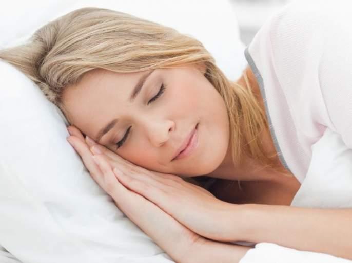 New study claims that exercising may improve teen sleep quality   खूप प्रयत्न करूनही येत नाही शांत झोप, तर करा 'हे' काम