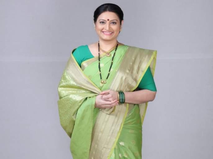 Smita saravade in bhakarwadi serial | भाखरवडी या मालिकेतील स्मिता सरवदेने या गोष्टीमुळे स्वीकारली मालिका