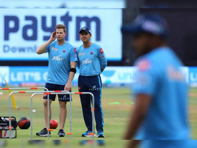 IPL 2021 DC vs PBKS Live T20 Score: Steve Smith and Lukman Meriwala are making their DC debut, Delhi Capitals won the toss   IPL 2021, DC vs PBKS T20 Live : स्टीव्ह स्मिथचे पदार्पण, दिल्ली कॅपिटल्सने केले मोठे बदल; पंजाब किंग्सनं नाणेफेक गमावली
