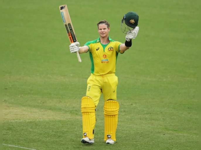 India vs Australia: steve smith scored century, australia 389/4   India vs Australia : कागारूंनी पुन्हा धुतले; स्टीव्ह स्मिथच्या सुसाट शतकानं विराट कोहलीचे टेंशन वाढवले