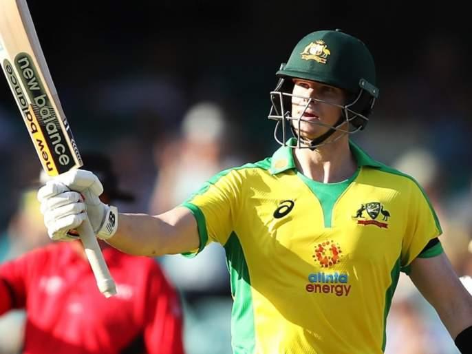 India Vs Australia: Team India Need 375 Runs To Win, Aaron finch & Steven Smith scored century   India Vs Australia : IPLमध्ये फेल पण देशासाठी 'सुपर'हिरो; ऑस्ट्रेलियन फलंदाजांनी टीम इंडियाला धु धु धुतलं!