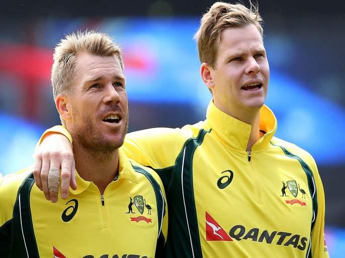 IPL 2019: Steve Smith and David Warner might miss the final stages of the tournament | IPL 2019 : स्मिथ, वॉर्नर यांची वर्ल्ड कप संघातील निवड राजस्थान व हैदराबादसाठी डोकेदुखी