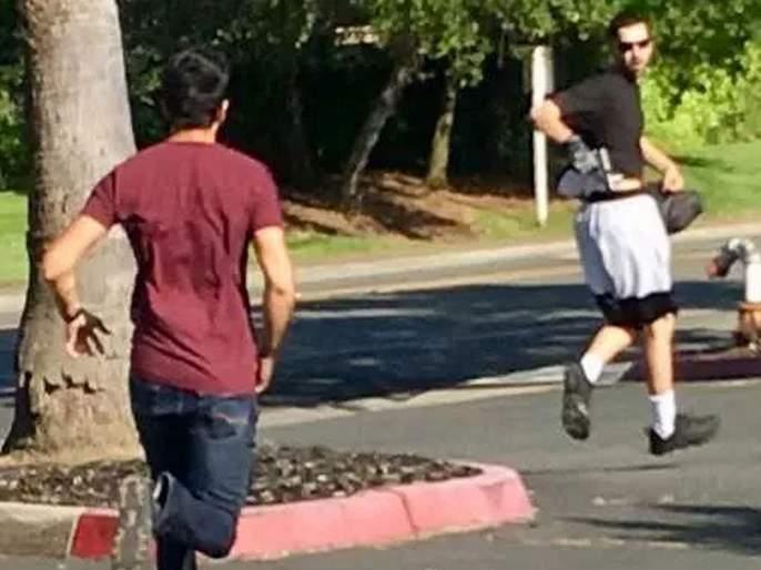 California thief steal duffel bag full of snakes | बाप रे बाप... पळवलेल्या बॅगेत चोरानं घातला हात अन् डोक्याला झाला ताप