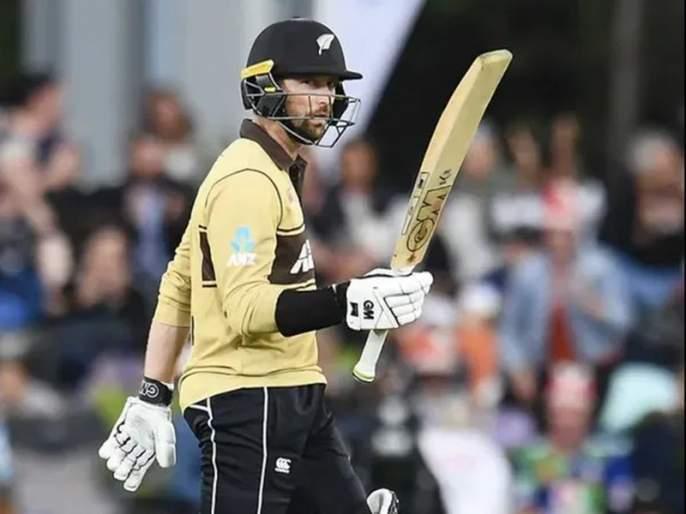 Conway's brilliant shot in the IPL auction   आयपीएल लिलावात दुर्लक्षित कॉनवेची शानदार फटकेबाजी; न्यूझीलंडचा ऑस्ट्रेलियावर ५३ धावांनी विजय