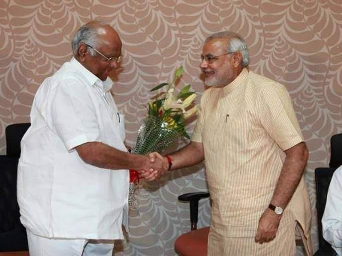 ... So Sharad Pawar and narendra Modi was meeting, Sanjay Raut told in delhi | ... म्हणून 'पवार-मोदी' भेट होतेय, संजय राऊतांनी सांगितलं राज'कारण'