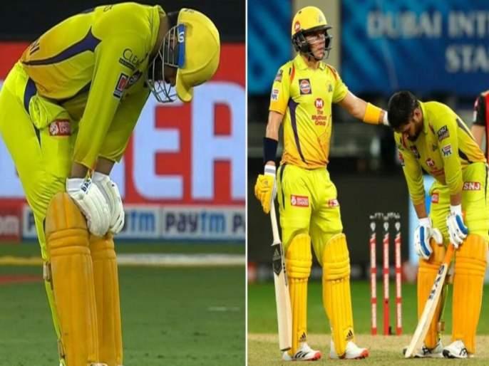IPL 2020: Seeing Dhoni so tired for the first time; Akash Chopra's emotional reaction | IPL 2020: धोनीला पहिल्यांदाच इतके थकलेले पाहिले;आकाश चोप्राची भावनिक प्रतिक्रिया