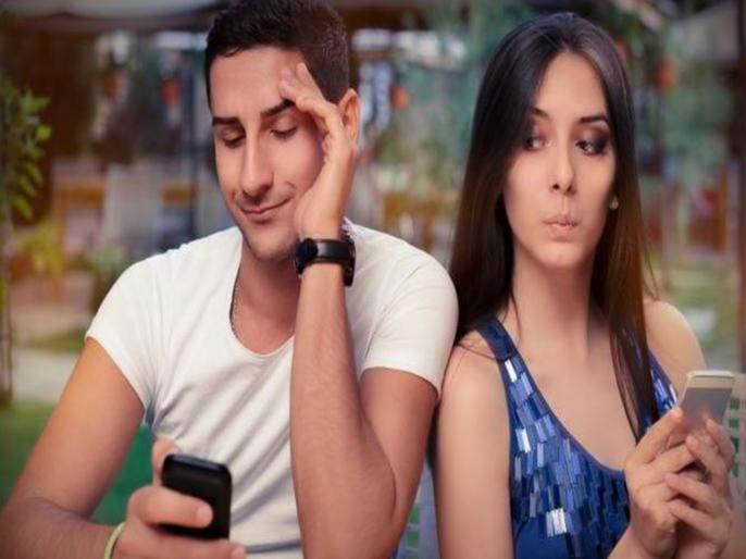 adverse effect of social media on relationship and communication | अनोळखी माणसांशी संवाद अन् घरात वाद; सोशल मीडियाचा असाही साईड इफेक्ट