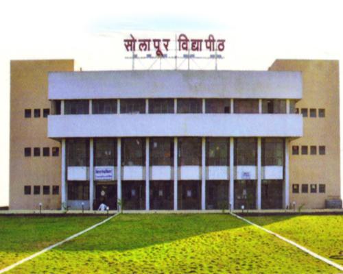 Don't want photos of deities at Solapur University ...! | सोलापूर विद्यापीठात म्हणे देवदेवतांचे फोटो नकोत...!