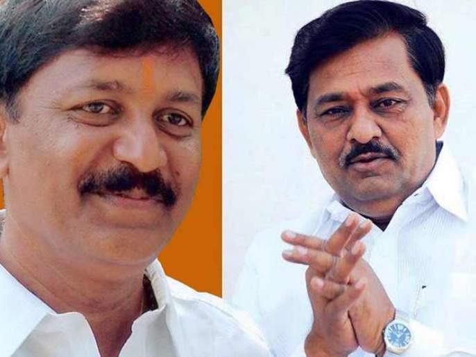 Six of the eleven seats were allocated to the army; BJP's Deshmukh re-nominates | अकरा पैकी सहा जागा सेनेच्या वाट्याला; भाजपच्या दोन्ही देशमुखांना पुन्हा उमेदवारी