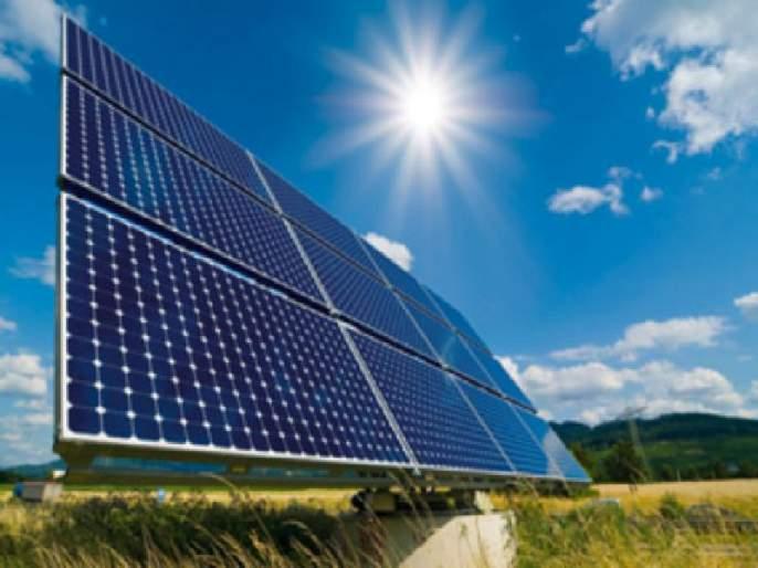 Solar power projects floating on reservoirs | जलाशयांवर तरंगते सौर ऊर्जा प्रकल्प