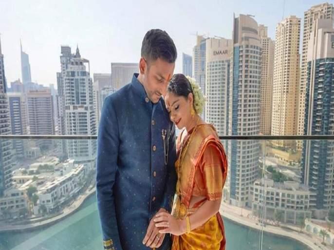 Thus Sonali Kulkarni had given 'yes' to her future husband; She shared 'she' sweet memories !! | अशाप्रकारे सोनाली कुलकर्णीने दिला होता भावी पतीला 'होकार'; तिने शेअर केली 'ती' गोड आठवण!!