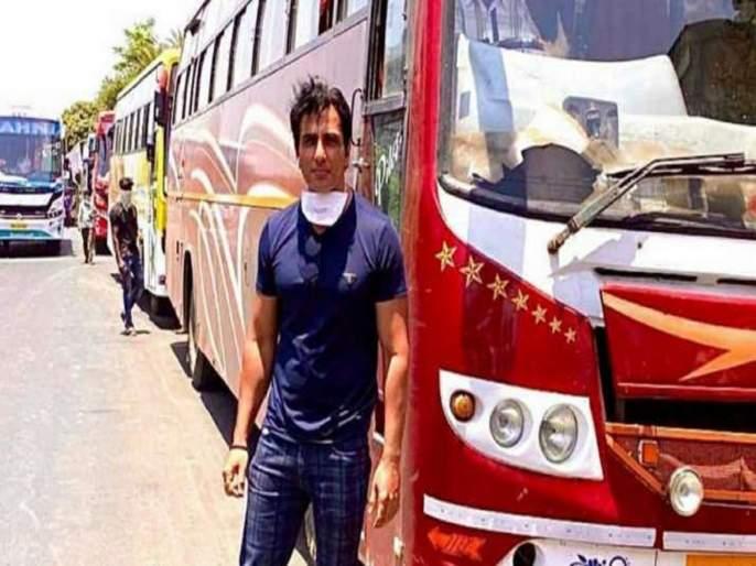 After Sonu Sood, Amitabh Bachchan arranges buses for migrant labourers PSC | सोनू सूदनंतर बॉलिवूडमधील हा प्रसिद्ध अभिनेता आला मजूरांच्या मदतीला धावून, सोडणार मुंबईमधून बसेस