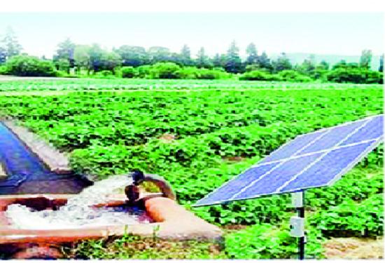 Solarpump - 'Atal' Solar Agricultural Pump in Kolhapur Zone: Waiting for the scheme to be implemented this year. | कोल्हापूर विभागामध्ये साडेदहा कोटींचे सौरपंप-'अटल' सौर कृषी पंप : यंदाही योजना लागू होण्याची प्रतीक्षा