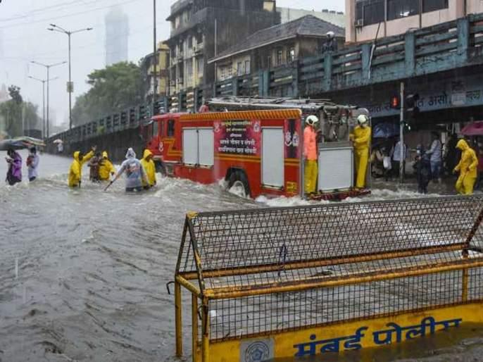 South Mumbai was flooded this year due to metro and sea route projects | दक्षिण मुंबईची तुंबई का झाली?; दोन प्रमुख कारणं समोर आली