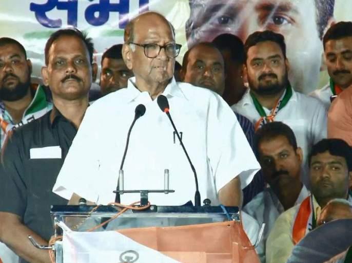 'Modi saheb did not behave well, do not want to face it', sharad pawar critics on narendra modi | 'मोदीसाहेब हे वागणं बरं नव्हं, नको तिथ तोंड नका घालू'