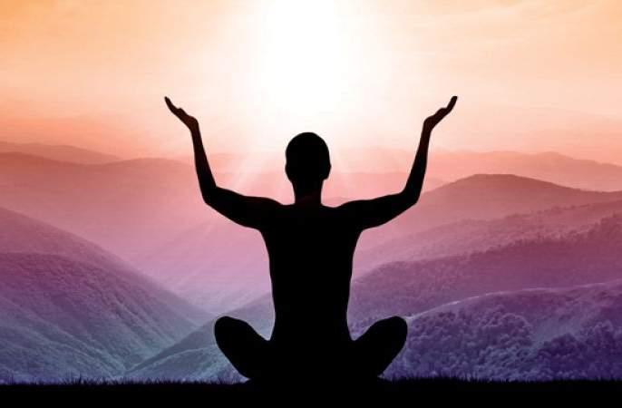 Spirituality is important for peace of mind!   मनशांतीसाठी आध्यात्मिकता महत्वाची!