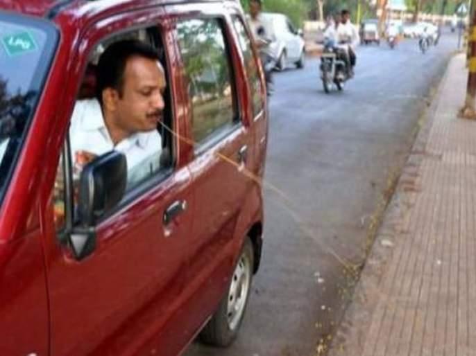 Action against open urine and spit on 2384 persons in Nagpur | नागपुरात उघड्यावर लघवी व थुंकणाऱ्या २३८४ जणांवर कारवाई