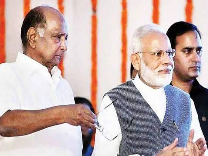 Sharad Pawar invites Modi to visit Pune next year sugar mill program | शरद पवारांकडून मोदींना निमंत्रण, पुढच्या वर्षी आमच्या पुण्यात या...