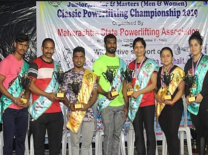 national powerlifting competition Maharashtra men's and women's teams announced | राष्ट्रीय पॉवरलिफ्टिंग स्पर्धेसाठी महाराष्ट्राचा पुरुष व महिला संघ जाहीर