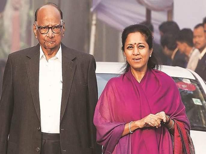 No ... No ... Supriya did not have a ministerial offer, Pawar told the meeting of Modi story | नाही... नाही... सुप्रियांना मंत्रिपदाची ऑफर नव्हती, पवारांनी सांगितला मोदीभेटीचा किस्सा