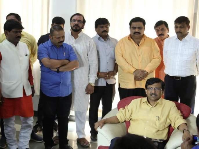 Nitin Gadkari should take help from Modi, get Sanjay Raut's advice | गडकरींनी पंतप्रधान मोदींकडून 'हेल्थटीप्स' घ्याव्यात, संजय राऊतांचा सल्ला