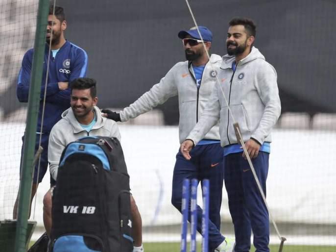 Indian cricketers practice in four stages - Sridhar   भारतीय क्रिकेटपटूंचा सराव चार टप्प्यात - श्रीधर