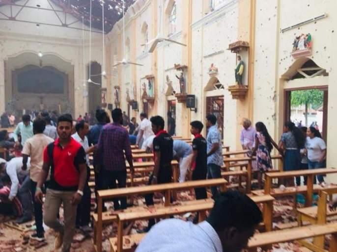 Sri Lanka launched 200 arrests outside the country, arresting them in many areas | श्रीलंकेने काढले २०० जणांना देशाबाहेर, अनेक भागांत अटकसत्र सुरूच