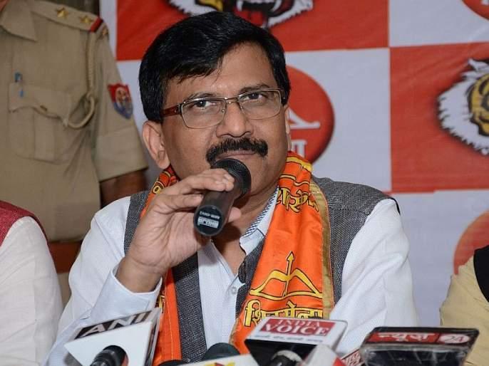 'Have fun then, when' ... Sanjay Raut's poetry again and BJP in front of nagpur winter session | 'मजा तो तब है, जब'... नागपूर अधिवेशनाच्या पहिल्याच दिवशी राऊतांचा शायरीतून टोला
