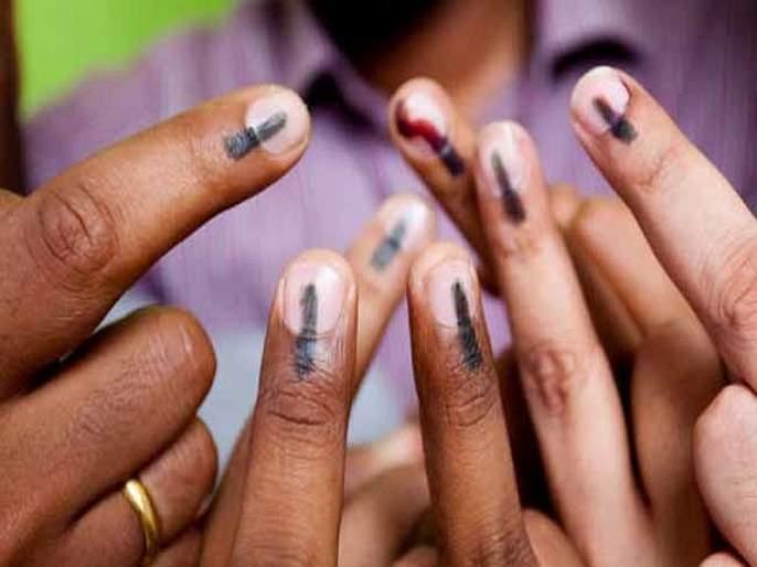 Maharashtra Election 2019: The percentage dropped ... | Maharashtra Election 2019: टक्का घसरला...