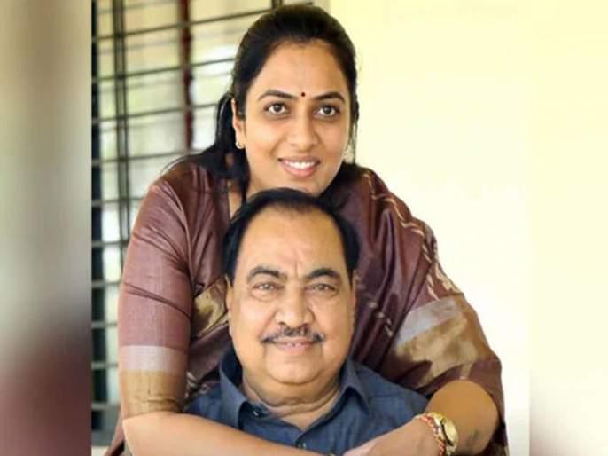 Along with Eknath Khadse, daughter will also join NCP, Sunbai will stay with BJP? | Eknath Khadse News: एकनाथ खडसेंसोबत मुलगीही राष्ट्रवादीत जाणार, सूनबाई भाजपासोबतच राहणार