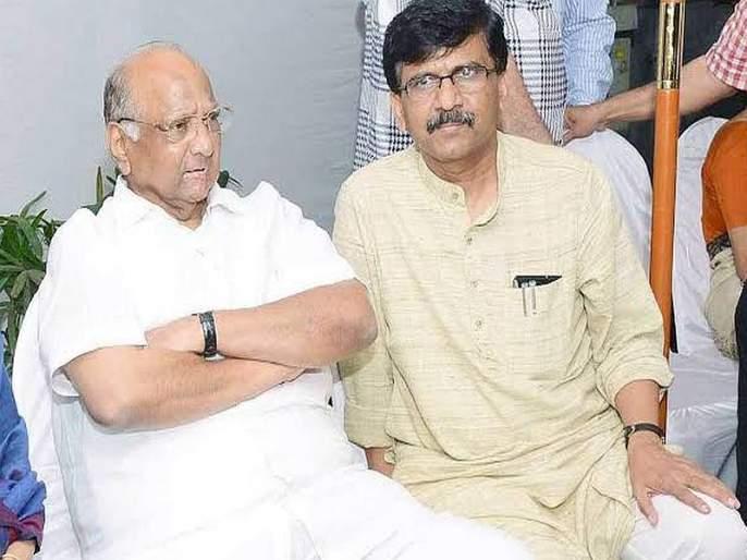 Shiv Sena looking for another alternative, outside Congress support | शिवसेना दुसऱ्या पर्यायाच्या शोधात, काँग्रेसचा बाहेरून पाठिंबा