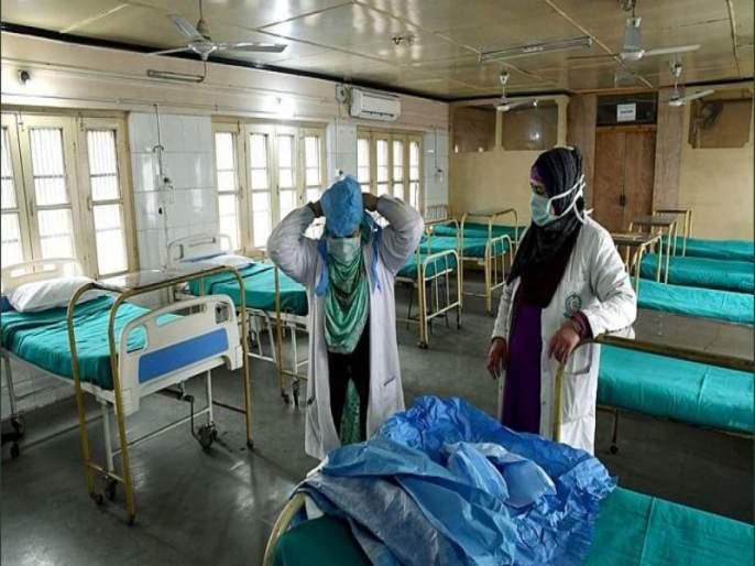 Robbery of a corona patient from a private hospital in Ulhasnagar; MNS demands to audit the bill | उल्हासनगरात खाजगी रुग्णालयाकडून कोरोना रुग्णाची लूट; बिलाची ऑडिट करण्याची मनसेची मागणी