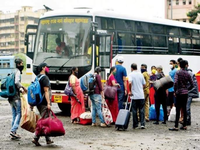 ST's journey to 'Cashless'; 'Over the counter' card launched for passengers | 'एसटी'चे आणखी एक पाऊल 'कॅशलेस' कडे ; प्रवाशांसाठी 'ओव्हर द काऊंटर' कार्ड सुरू