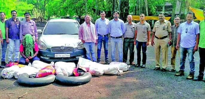 Action against 33 people in Nagpur district on one day under Prohibition act | नागपूर जिल्ह्यात दारूबंदीअंतर्गत एकाच दिवशी ३३ जणांविरुद्ध कारवाई