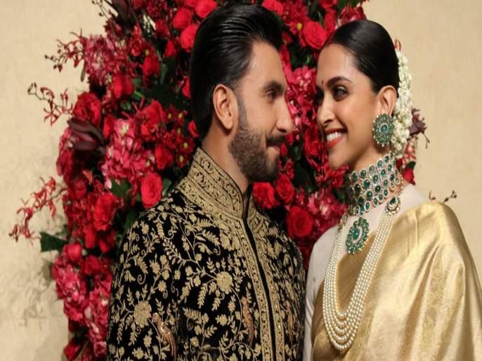 deepika padukone forgets husband ranveer singh during an series launch event in delhi | Video:दीपिका पादुकोण रणवीर सिंगची पत्नी असल्याचे विसरते तेव्हा...