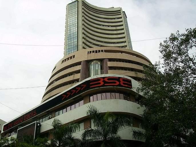 The Sensex fell by 600 points on the back of a sell-off | विक्रीच्या माऱ्यामुळे शेअर बाजारामध्ये घसरण, सेन्सेक्स ६०० अंशांनी घसरला