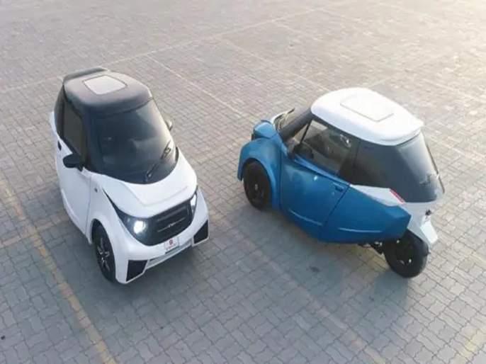 Strom R3 Mini Electric Car Bookings Open At rupees 10000 you can save lakhs of rupees a year | Strom R3: १० हजारांत बुक करा सर्वात स्वस्त इलेक्ट्रीक कार; वर्षाला होईल लाखो रूपयांची बचत