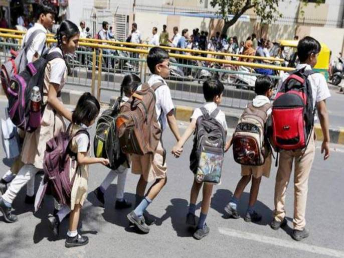 For the purchase of school material rupees direct deposit in the students account | शालेय साहित्याच्या खरेदीसाठी विद्यार्थ्यांच्या खात्यात होणार थेट रक्कम जमा