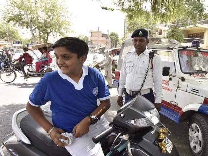 Provision of a driving license for children under 18 is expired; But no vehicles in the market | कालबाह्य...18 वर्षांखालील मुलांना वाहन परवान्याची तरतूद; पण बाजारात वाहनेच नाहीत