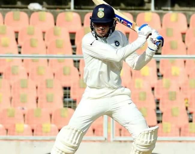 The young opener ready to replace Rohit Sharma, said ... | रोहित शर्माची जागा घ्यायला 'हा' युवा सलामीवीर सज्ज, म्हणाला...