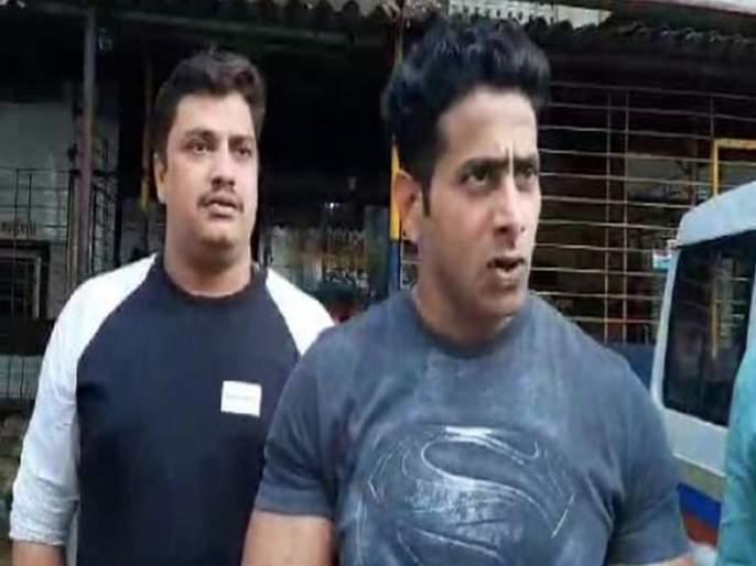 Objectionable interaction with girls through Facebook; fake account of bodybuilder Suhas Khamkar | फेसबुकवरून मुलींची अश्लील संवाद; बॉडीबिल्डर सुहास खामकरच्या नावे बनावट अकाउंट