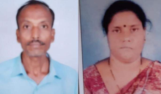 Husband-wife committed suicide due to domestic conflicts | घरगुती वादातून पती-पत्नीची आत्महत्या