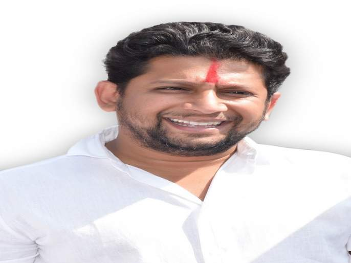 Sujay Vikhe said, ... then he resigns as an MP | सुजय विखे म्हणाले, ...तर मी खासदारकीचा राजीनामा देतो