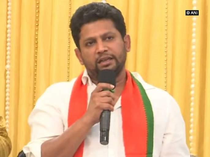 MP Sujay Vikhe provided funds for the Prime Minister's Assistance Fund | खासदार सुजय विखे यांनी दिला पंतप्रधान सहाय्यता निधीसाठी कोटी रूपयांचा निधी