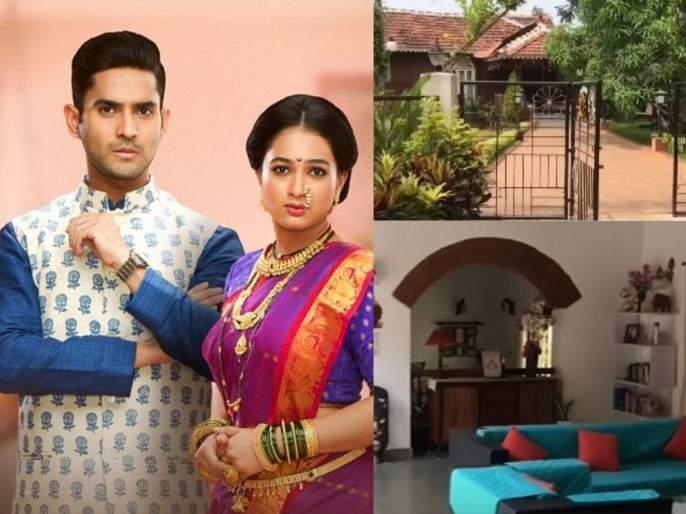 'Sukh Mhanje Nakki Kay Aste' will be shoot in this state, see the new set of the series | 'सुख म्हणजे नक्की काय असतं'चे शूटिंग होणार या राज्यात, पहा मालिकेचा नवीन सेट