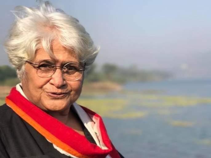 director sumitra bhave passes away in pune | प्रसिद्ध दिग्दर्शिका सुमित्रा भावे यांचं पुण्यात निधन; ७८ व्या वर्षी घेतला अखेरचा श्वास